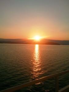 Водная экскурсия на Байкале